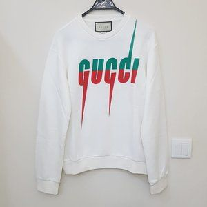 Gucci Men Cotton Sweaters Size:Medium